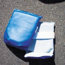 Knæbeskytter PVC/læder 1094-2 product photo