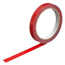 Tape solvent rød PVC 9mmx66m product photo
