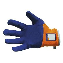 Stikhandske Picguard underhandske blå/orange polyester product photo