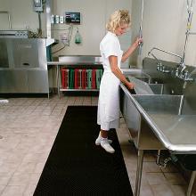 Måtte Safetywalk 5100 våde områder sort 90x150cm product photo