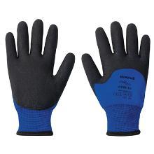 Handske Cold Grip sort/blå m/kuldeisolerende foer product photo