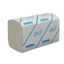 Håndklædeark KC Scott Performance Airflex interfold hvid 315x215mm 1 lag product photo