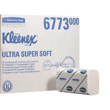 Håndklædeark KC Kleenex Super Soft Airflex interfold hvid 415x215mm 3 lag product photo