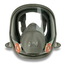 Helmaske 6800 allergi venlig elastomer str. M product photo