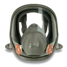 Helmaske 6900 allergivenlig elastomer str. Large product photo