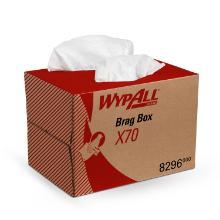 Aftørringsklud KC Wypall X70 hvid 42.6x28.2cm 1 lag Brag Boks product photo