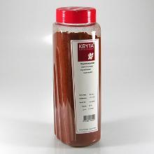 Cayennepeber strødåse klar plast med rødt låg 500g product photo