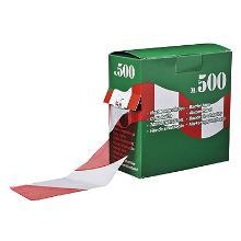 Afspærringsbånd rød/hvid PE 70mm product photo