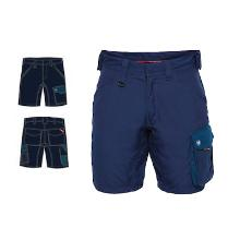 Shorts FE Galaxy blue ink/dark petrol polyester/bomuld product photo