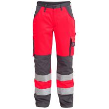 Buks FE Safety EN ISO 20471 rød/grå polyester/bomuld product photo