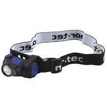 Pandelygte LED 100 lumen m/2 lysstyrker samt rødt lys product photo