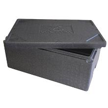Termokasse Catersource grå H-EPS 600x400x270 40l m/låg product photo