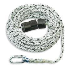 Faldsikring forankringsline 10 meter reb m/modvægt karabin product photo