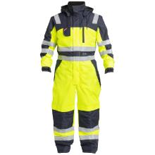 Termokedeldragt FE Safety EN ISO 20471 gul/marine product photo