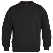Sweatshirt FE standard sort bomuld/polyester 320g product photo
