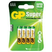 Batteri Alkaline AAA GP Super product photo