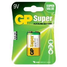 Batteri Alkaline 9V GP Super product photo