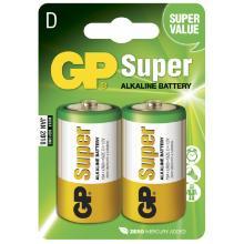 Batteri Alkaline D GP Super product photo