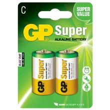 Batteri Alkaline C GP Super product photo