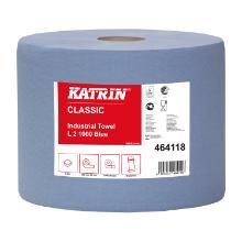 Industrirulle Katrin blå 380m 2 lag bredde 22cm product photo