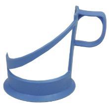 Kopholder blå PP til 21cl automat- og drikkebæger product photo
