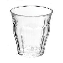 Drikkeglas Picardie hærdet glas 25cl ø86x88mm 1140c product photo