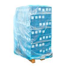 Pallehætte X-strong blå LDPE 1290/500x1700mm 35my product photo