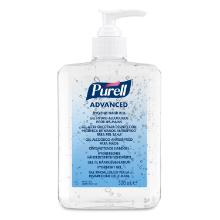 Hånddesinfektion Purell advanced gel 500ml i pumpeflaske product photo
