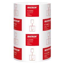Håndklæderulle Katrin Classic S coreless hvid 116m 1 lag product photo