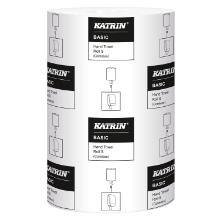 Håndklæderulle Katrin Basic S coreless natur 100m 1 lag product photo