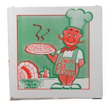 Pizzaæske 26.5x26.5x3cm I Love Pizza product photo
