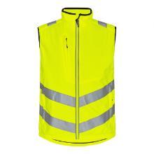 Vest softshell FE Safety EN ISO 20471 gul product photo