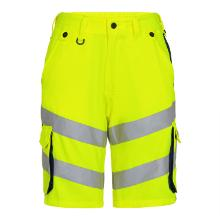 Shorts FE Safety Light EN ISO 20471 gul/blue ink polyester/bomuld product photo