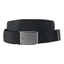 Bælte FE stretch sort med metalspænde product photo