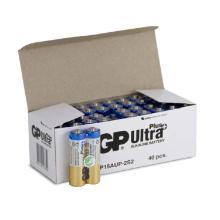 Batteri Alkaline AA GP Ultra Plus product photo