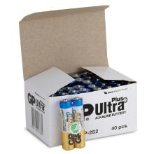 Batteri Alkaline AAA GP Ultra Plus product photo