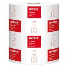 Håndklæderulle Katrin Classic M m/hylse 300m hvid 1 lag product photo
