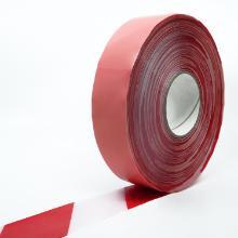 Markeringstape Denfoil Line Marking tape stribet 50mmx30m product photo