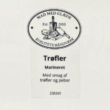 Etiket marinade Würzöl Naturell trøfler product photo