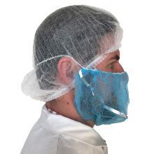 Skægbind blå detekterbar product photo