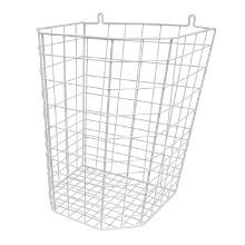 Papirkurv PrimeSource hvid trådplast 35.5x32x24cm 20l product photo