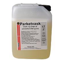 Gulvrengøring parketvask t/oliebehandlede gulve product photo