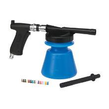 Skumpistol med 1.4l beholder 80 grader incl. strålerør 9305-x product photo