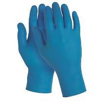Handske KC G10 arktisk blå nitril XL product photo
