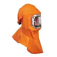 Lufthætte Junior B Combi PU m sikkerhedshjelm bajonet product photo