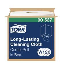 Specialklud Tork Alt-I-En Box W1/W2/W3 114m hvid 320x380mm product photo