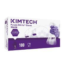 Handske KC Science Purple 90627 nitril M product photo