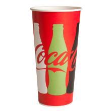 Papbæger Coca-Cola 80cl product photo