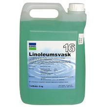 Linoliumsvask Bunzl 16 u/voks t/alle gulvtyper product photo