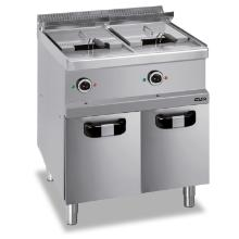 Friture dobbelt 2x12l 75x66cm Stand Alone 2x9 kW 400V product photo